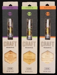 5 Girls Scout Cookies Vape Cartridges