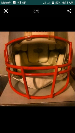 New England Patriots Riddell Authentic helmet new
