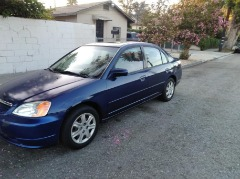 2003 Honda Civic need headcasket runs and drive