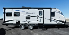 Brand New 2018 Keystone Bullet 257RSS