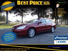 2007 Honda Accord SE Turlock