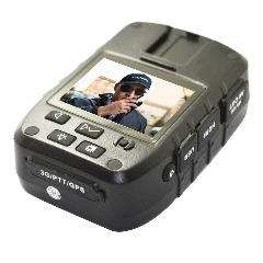 Meknic Q2 1296P Portable Security Guards Police Body Camera