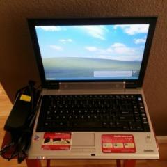 Toshiba Satellite Laptop M55-S329