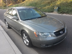 2007 Hyundai Sonata SE ONE Owner Excellent Condition