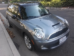 2009 Mini cooper clubman S  , Excellent condition 6 speed manual Stick,LOW Miles