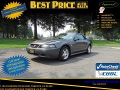 2004 Ford Mustang Premium 40th Anniversary Turlock