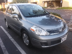 2010 Nissan Versa 1.8 S  sedan Excellent condition Low miles!