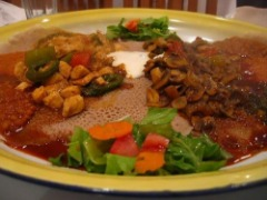 Assab Eritrean Restaurant