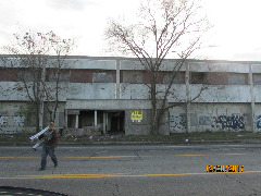 Foreclosure: Prime Investment Opportunity Industrial Building: $49,900.00