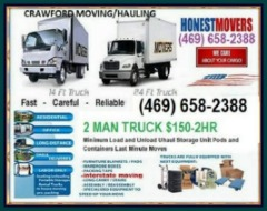 Call Today, Moving Special $150 for 2hrs