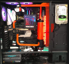 Gaming PC Watercooling
