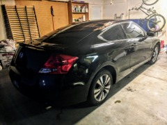 2012 Honda Accord lx-s 2 door coupe