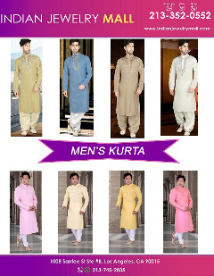 """New  Unique Style Men's  Kurta"""
