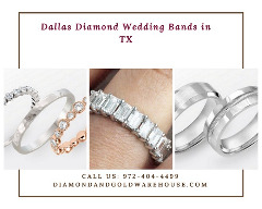 Best Wedding Bands in Dallas, TX – Diamond & gold warehouse