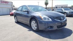 2012 Nissan Altima for SALE***Get LOW monthly payments***
