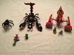 Huge LEGO Sale; Space F-11 At Kobey's Swap Meet 9/2/18 (Sports Arena)