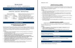 Resume Service - Certified Professional Resume Writer