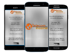 Get daily pay out from premium rate number telecom income