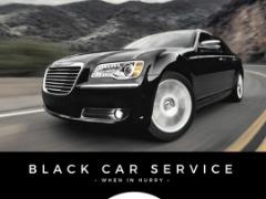 Black Car Service @ Alo Z Car Service