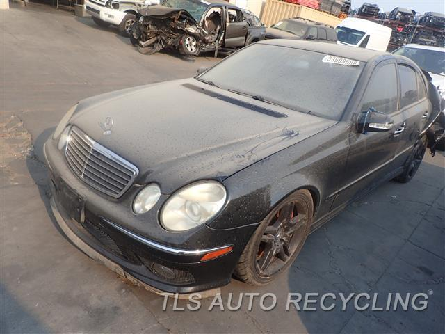 Used Parts For Mercedes Benz E55   2006   901.MB1V06   Stock#