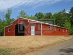 Durable Metal Barns for Sale in North Carolina