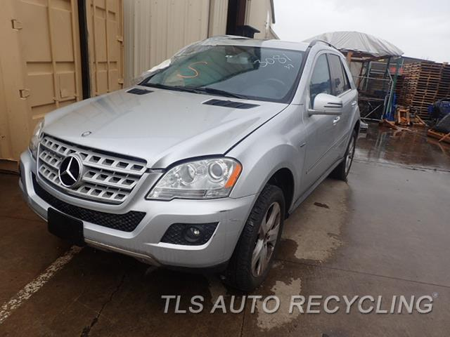 Used Parts For Mercedes Benz ML350   2011   901.MB1211   Stock#