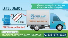 Long Island Laundry is NYC one Stop Solution for Laundry Service