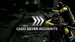 Consider CSGO Silver Accounts for Higher Ranks