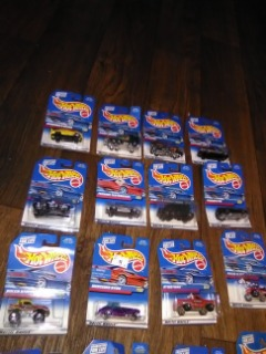 Hot Wheels (Collector's Included) Brand New Never Opened Still In The Package!.