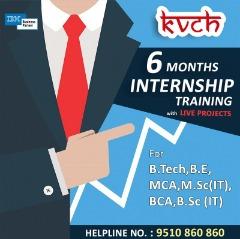 6 Months Industrial Training Internship