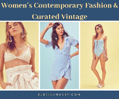 Blue Jean Baby online shop | Vintage Dresses | 2018 Sale