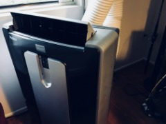 New Portable Air Conditioner Haier