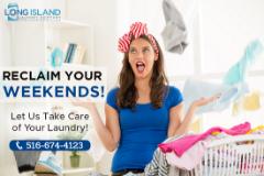 Choose Laundry Service near me- Long Island Laundry