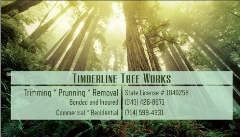 Timberline Tree Works