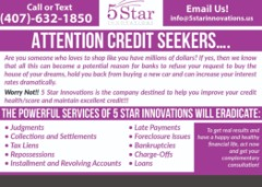 Local Small Company Wants To Help You!!