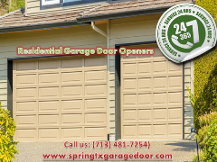 Top Garage Door Opener Repair ($25.95) Spring Houston, TX
