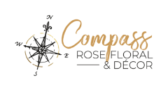Compass Rose Floral