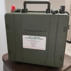 12V 100AH Lithium Battery
