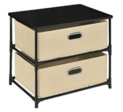 Canvas Storage Drawers (New)