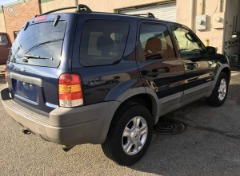 02 ford escape xlt midnight edition