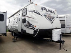 **PALOMINO PUMA 30-FBSS TRAVEL TRAILER**