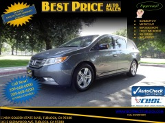 2011 Honda Odyssey Touring Turlock