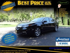 2012 Acura TL Technology Turlock
