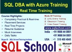 PRACTICAL SQL 2017 Online Training @ SQL School
