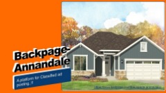Backpage-Annandale a classified website.
