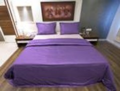 High Trends Beautiful solid Purple duvet cover-flat 20% off