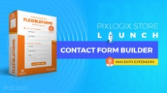 $79.00 || Custom Contact Form for Magento 2 | Pixlogix Infotech Pvt. Ltd.