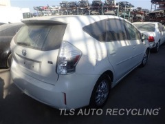 Used Parts for Toyota PRIUS V - 2012 - 901.TO1M12 - Stock# 8491BR