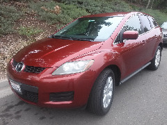 2009 Mazda CX-7  ONE Owner Excellent Condition !!