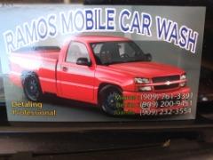 Ramos Car Wash & detailing